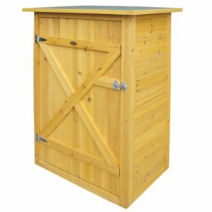 Armoire de jardin HABAU en bois